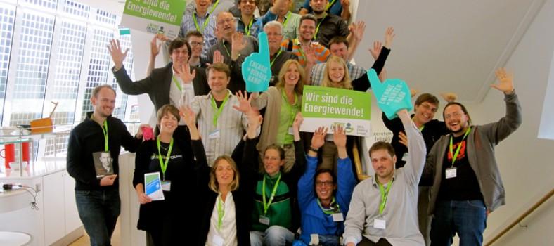 Barcamp Renewables TeilnehmerInnen